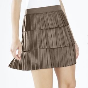 BCBGMaxAzria Zana Tiered Skirt